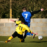 Witney FC 3 March 2012