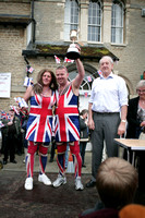 Bampton Shirt Race 2012